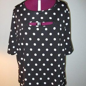Jules & Leopold Top Size 3X